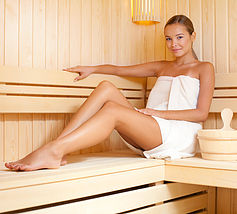 Why not add a sauna to your home ?