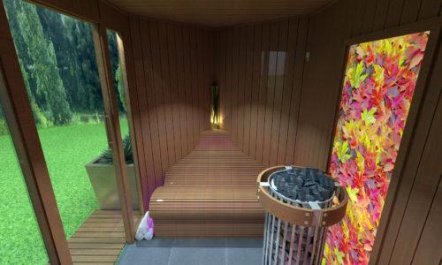 #GardenSauna #OutdoorSauna #Sauna