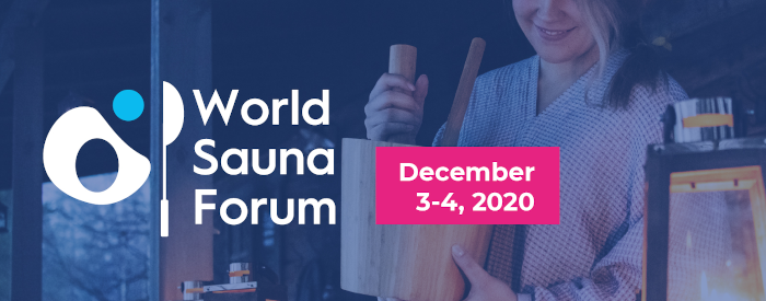 This image has an empty alt attribute; its file name is World-Sauna-Forum-Logo.png